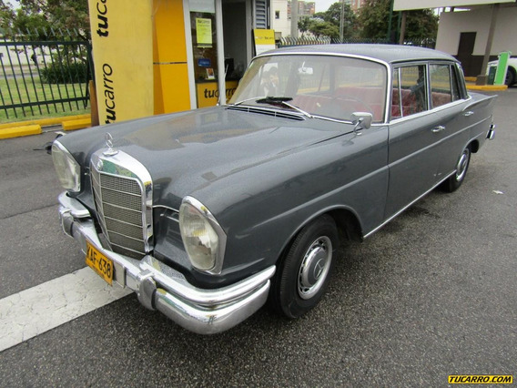 Mercedes Benz 220 S Mt 2200cc