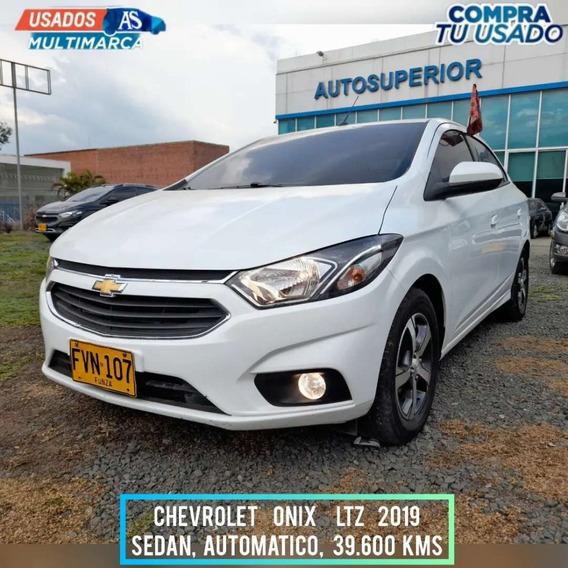 Chevrolet Onix Ltz 2019 Sdan Automatico