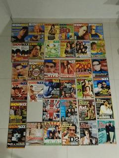 Revista Show Bizz - Várias Edições