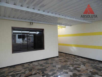 Casa Com 3 Dormitórios Para Alugar, 110 M² Por R$ 1.700,00/mês - Residencial Horto Florestal Jacyra I - Americana/sp - Ca0771