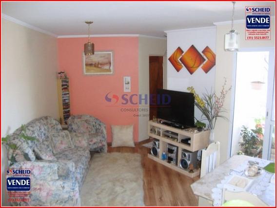 Apartamento À Venda | Bairro Jardim Marajoara | Com 02 Dormitórios, 01 Vaga E Área De 55m². - Mr68709