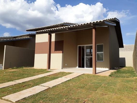 Casa De 2 Quartos Com Entrada Parcelada Em 24x - Al1083 - 32134109