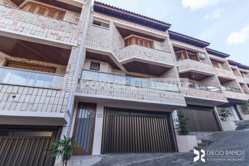Imagem 1 de 30 de Casa Em Condomínio, 3 Dormitórios, 232.81 M², Ipanema - 160453