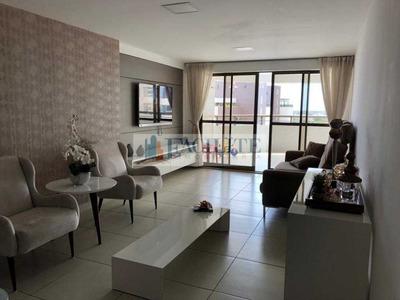 Apartamento A Venda, Altiplano Cabo Branco - 2969
