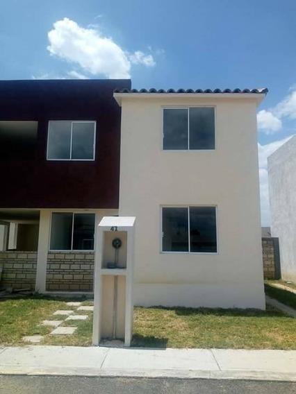 Casa En Renta Avenida Arborada, San Lorenzo Almecatla