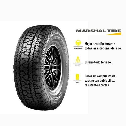Neumático 275/55 R20 111t At51 Vie Marshal