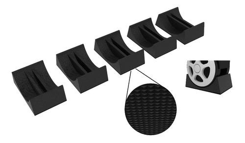 Imagem 1 de 7 de 5 Travas Para Cadeira De Rodinha Game Simulador Corrida