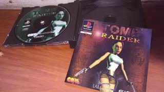 Tomb Raider Pal Ps1