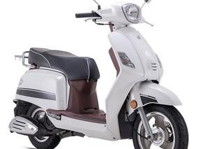 Benelli Seta 125 0km 2018 Scooter Italiano