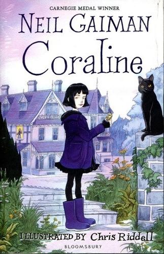 Coraline - Gaiman Neil