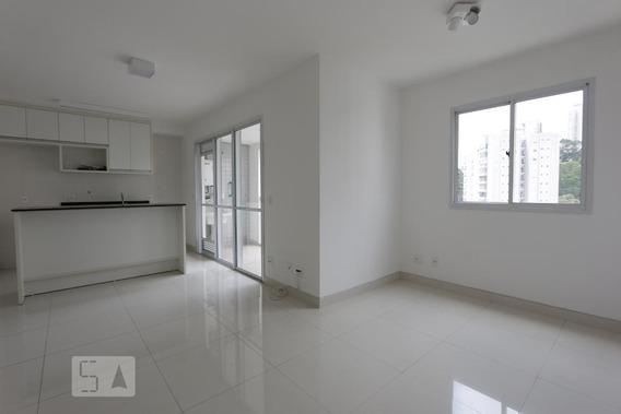 Apartamento No 19º Andar Com 1 Dormitório E 1 Garagem - Id: 892989926 - 289926