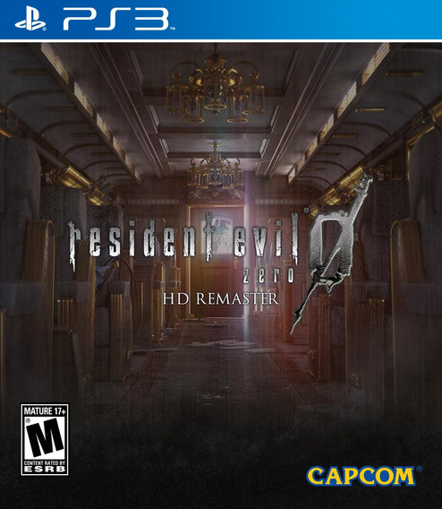 Resident Evil Zero Psn Ps3