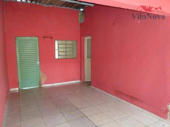 Casa Com 2 Dormitórios À Venda, 134 M² Por R$ 180.000 - Jardim São Conrado - Indaiatuba/sp - Ca1070