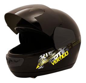 Casco Moto Integral Vertigo Max. Full. En Gravedadx