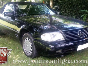 Mercedes-benz 1997 500 Sl Conversível 5.0 2p
