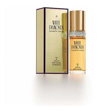 Perfume En Spray Diamantes Blancos De Elizabeth Taylor Para