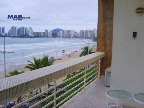 Imagem 1 de 25 de Apartamento Residencial À Venda, Centro, Guarujá - . - Ap6422