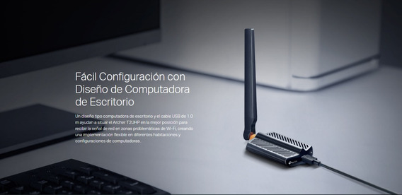 Tp Link T2uhp Ac600 High Power Wireless Dual Band Usb Archer