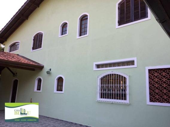Casa Residencial Para Venda E Locação, Morro Grande, Caieiras. - Ca0196
