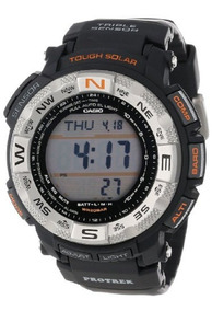 Relógio Casio Protrek Prg-260-1 12x S/ Juros Prg 260 Nf