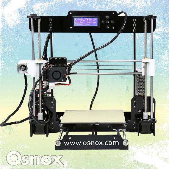 Impresora 3d Kit Prusa Anet A8 Filamento Pla Abs 3d 1.75 Cnc