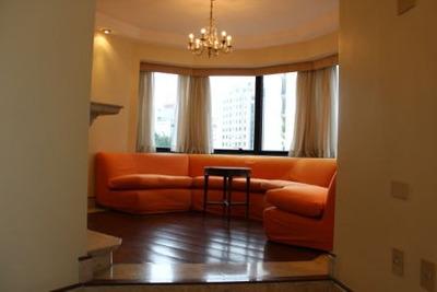 Apartamento Residencial Para Locação, Jardim Paulista, São Paulo - Ap0135. - Ap0135