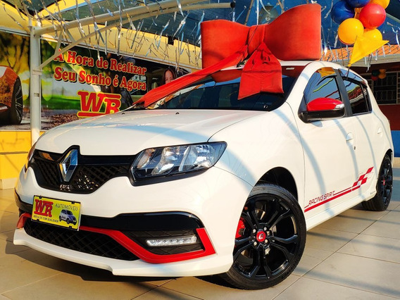 Renault Sandero Rs Racing Spirit 2.0 Flex