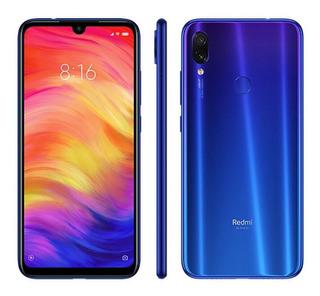 Smartphone Xiaomi Redmi Note 7 64gb 4gb Lte Azul