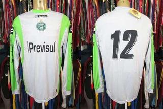 Coritiba 2009 Camisa De Goleiro Tamanho Gg Número 12.