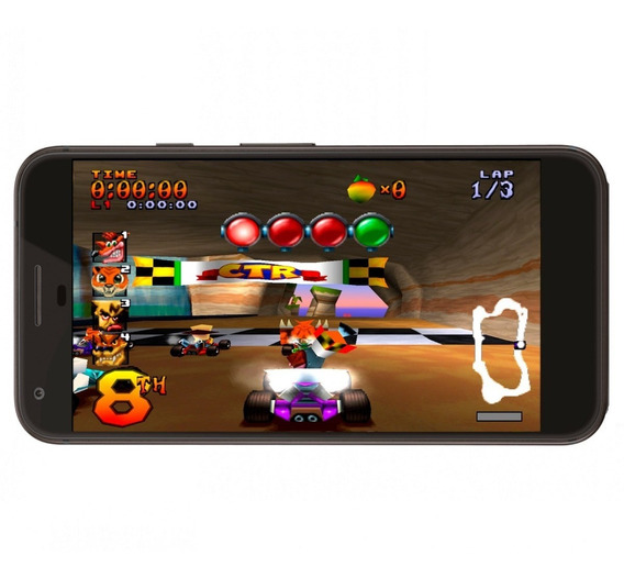 Juego Ctr Crash Team Racing Ps1 Playstation Para Android