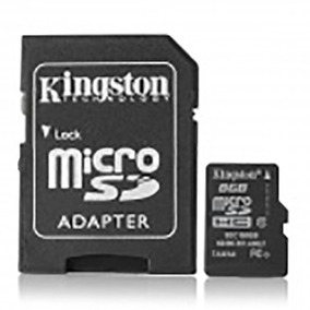 161647 Kingston Micro Sdhc / Tf Memory Card W/ Sob Encomenda