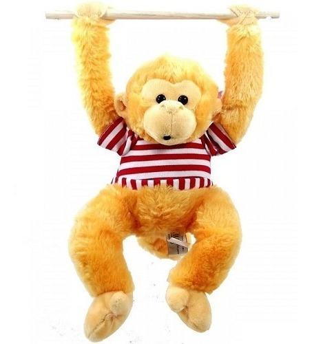 Macaco De Pelúcia Assobia Assovia Interativo Brinquedo