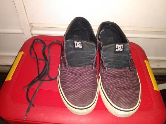 Tênis Dc Shoes Skate Tamanho 43 Usado Barato R$89,99