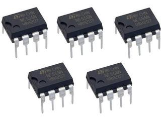 Na555 Tlc555 Timer 555 Pack X5