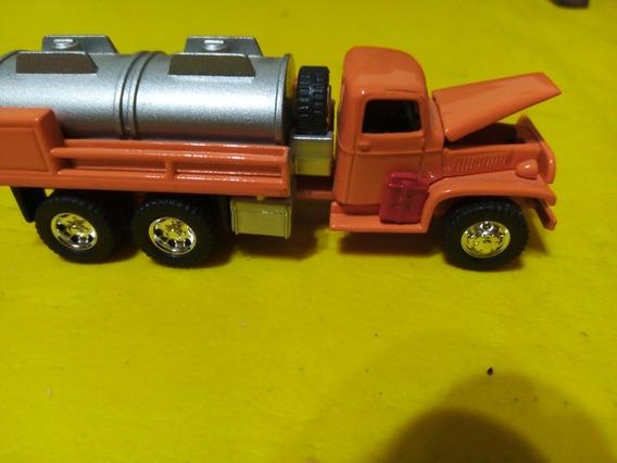 Camión Gmc Jhonny Lightning Escala 1/64