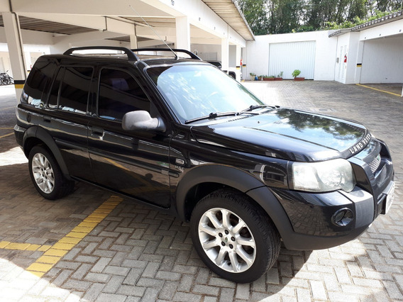 Freelander 2006, Hse 4x4 Full Time, Land Rover,imperdível.