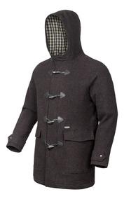 Abrigo Bristol Negro Doite