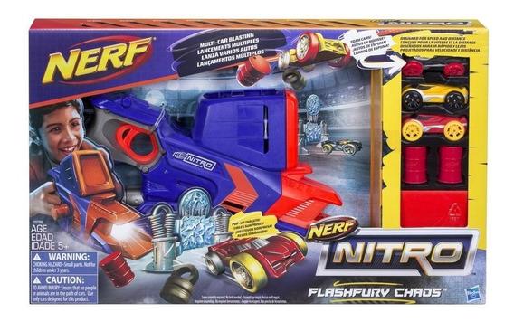 Nitro Lanzador Multi-shot
