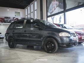 Volkswagen Suran 2009 Azul Llevalo C/ $20.000 + Cuotas!