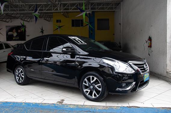 Nissan Versa Sl 1.6 2017 Aut,ipva 20 Pg,garantia Fabrica!