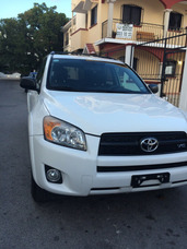 Toyota Rav4 Sport Leher V6 Cd Ra Bl Piel Qc At 2010