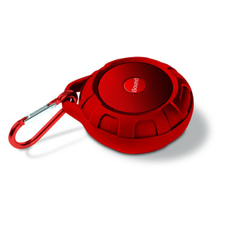 Isound Isound-6706 Red Duratunes Water Resistant And Drop..