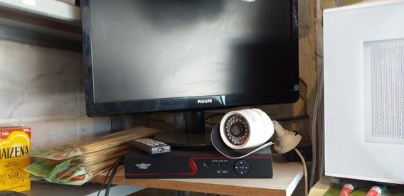 Vende-se 4 Câmera Luxe Powe Digital Hd Wi-fi Infra Vermelho