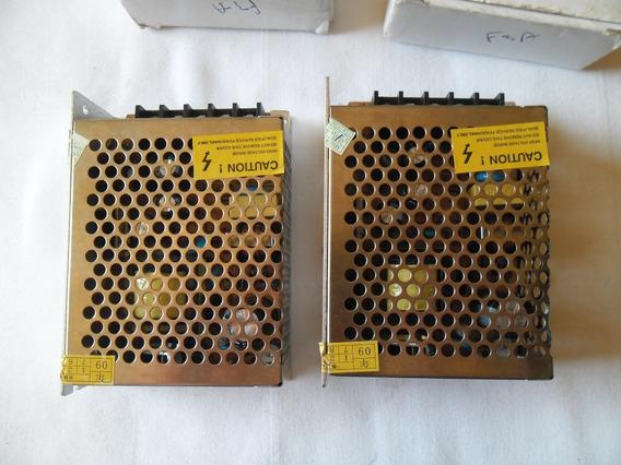 2 Fontes Chaveada Ryd-40-12 Bivolt 12 Volts 3.3 Amperes Novo