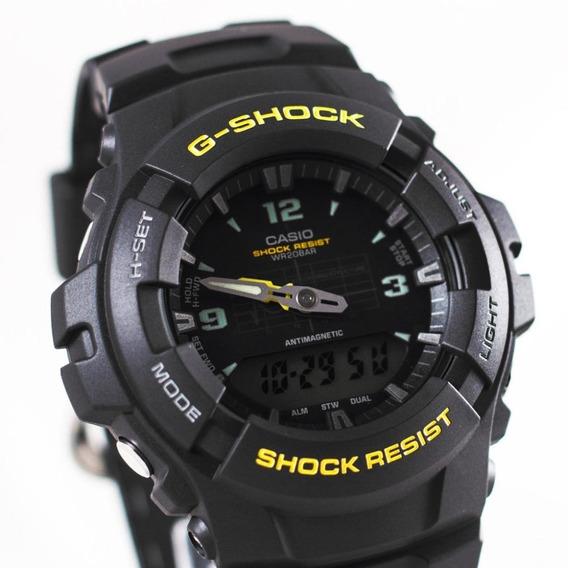 Relógio Casio G-shock G100
