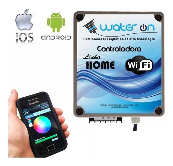 Controladora Home Smart Wifi 240w - Iluminação Led Rgb
