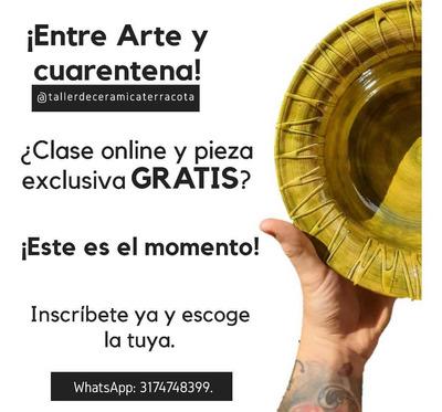 Clases De Cerámica Online - Maestro Sebastián Rued
