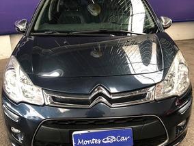 Citroën C3 1.6 Vti 16v Exclusive Flex Aut. 5p - Montes Car
