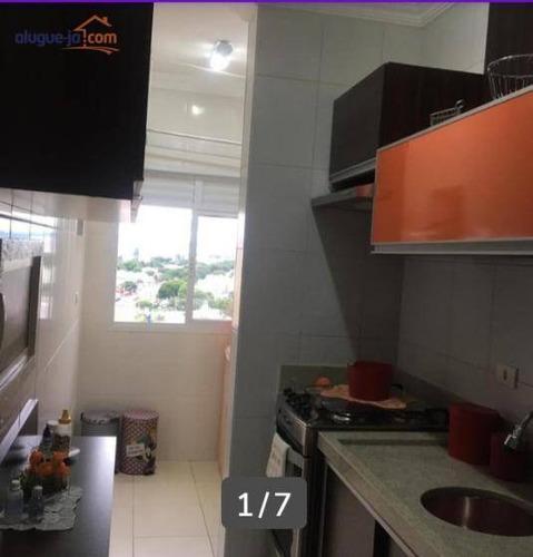 Apartamento Com 3 Dormitórios À Venda, 68 M² Por R$ 371.000 - Cidade Morumbi - São José Dos Campos/sp - Ap12846