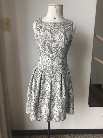 Vestido Curto De Festa Formatura Casamento Zara